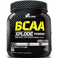 Aminokwasy, OLIMP BCAA XPLODE POWDER ORANGE 500G