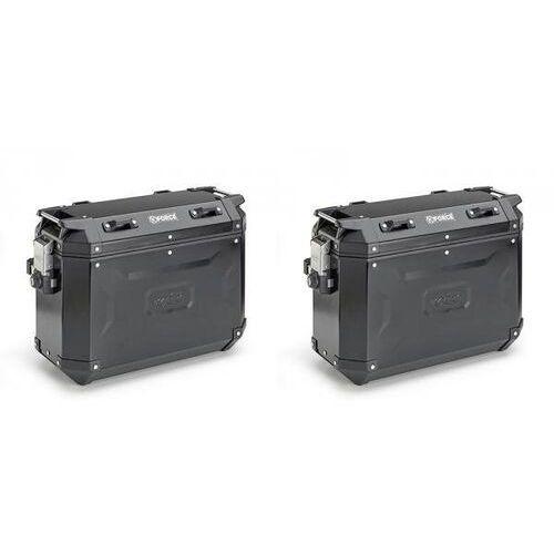 Kufry i bagażniki motocyklowe, Kappa kfr37bl kufer boczny 37l monokey cam lewy