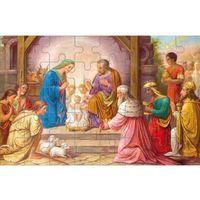 Muzyka religijna, Puzzle bożonarodzeniowe