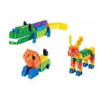 Puzzle, Klocki - puzzle 160 elementów