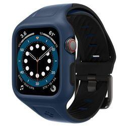 "Pasek Spigen Liquid Air ""Pro"" do Apple Watch 4/5/6/SE (44mm) Blue"