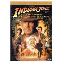 Indiana Jones i królestwo kryształowej czaszki (DVD) - Steven Spielberg DARMOWA DOSTAWA KIOSK RUCHU