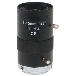 OBIEKTYW ZOOM CS-6-15 6... 15 mm