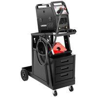Akcesoria spawalnicze, Stamos Welding Group Wózek spawalniczy - 3 szuflady - 75 kg SWG-WC-3D - 3 LATA GWARANCJI