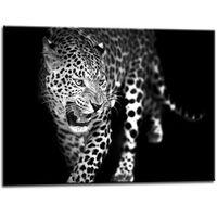 Obrazy, Obraz Glasspik Lampart 70 x 100 cm