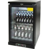 Szafy i witryny chłodnicze, Witryna chłodnicza do butelek 150 l STALGAST 882151