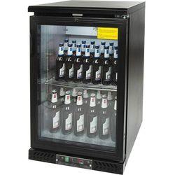 Witryna chłodnicza do butelek 150 l STALGAST 882151