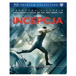 Incepcja (2xBlu-Ray), Premium Collection - Christopher Nolan. DARMOWA DOSTAWA DO KIOSKU RUCHU OD 24,99ZŁ