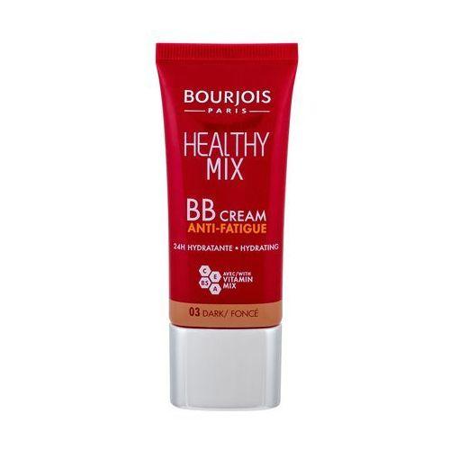 Podkłady i fluidy, Bourjois podkład Healthy Mix BB Krem 03 dark