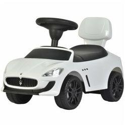 Jeździk / Rowerek biegowy Buddy Toys Maserati BPC 5131 białe