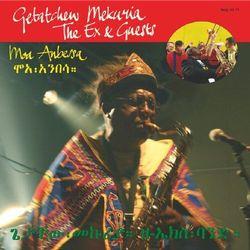 Moa Anbessa - Ex / Getatchew Mekuria / Guests, The (Płyta CD)