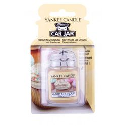 Zapach YANKEE car jar ultimate Vanilla Cupcake - YCJUVC
