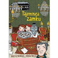 """Książki dla dzieci, Książka """"Tajemnica zamku"""" wydawnictwo Zakamarki 9788377761694 (opr. twarda)"""