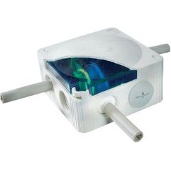 Puszka instalacyjna Wiska Combi IP 68 Set 308 10060457, IP68, (DxSxW) 85 x 85 x 51 mm, szary, 1 zest.