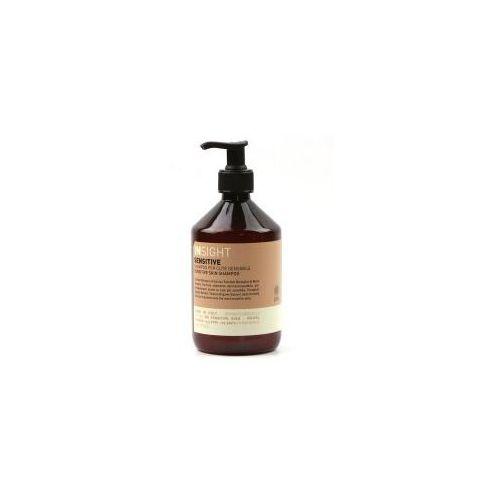 Mycie włosów, InSight Sensitive Skin, szampon do wrażliwej skóry głowy, 400ml