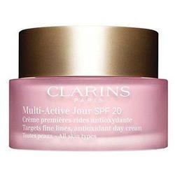 Clarins Multi-Active SPF20 krem do twarzy na dzień 50 ml dla kobiet