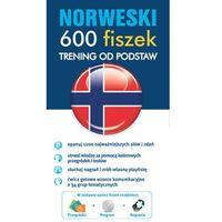 Językoznawstwo, Norweski. 600 Fiszek. Trening Od Podstaw
