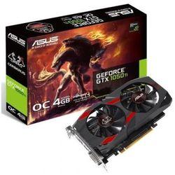 Karta graficzna ASUS Cerberus GeForce GTX 1050Ti OC 4GB