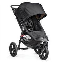 Wózki spacerowe, Wózek do biegania City Elite Single Baby Jogger (black)
