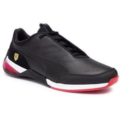 Sneakersy sf kart cat x 306458 01 puma blackpuma black marki Puma
