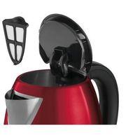 Czajniki elektryczne, Bosch Czajnik TWK78A04 1,7l czerwony