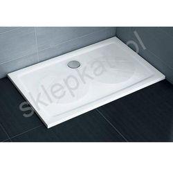 Ravak prostokątny brodzik 100x80 Gigant Pro, biały XA03A401010