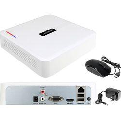 Sieciowy Rejestrator do kamer IP 4 kanałowy Hikvision Hiwatch HWN-2104