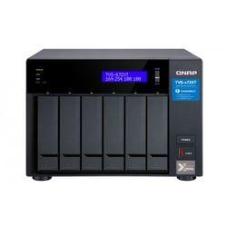 Serwer NAS QNAP TVS-672XT-i3-8G LGA 1151 DDR4 SO-DIMM