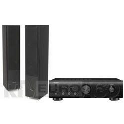 Denon PMA-520AE, Pylon Audio Coral 25 (czarny)
