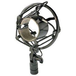 Stagg SHOMO uniwersalny uchwyt mikrofonowy antywibracyjny typu ″koszyk″