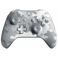 Gamepady, Microsoft Xbox One S Gamepad, Arctic Camo (WL3-00175)