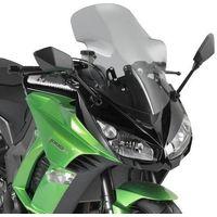 Pozostałe akcesoria do motocykli, KAPPA 4100D SZYBA KAWASAKI Z1000 SX (11-14) 56 X 37 CM PRZYCIEMNIANA