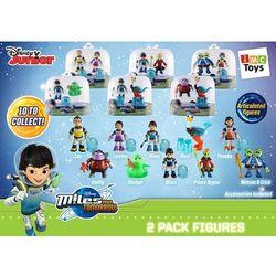 Zestaw 2 Figurki Miles + Prince Rygan