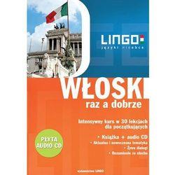 Włoski raz a dobrze z płytą CD (opr. twarda)