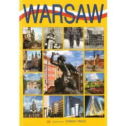 Warsaw Warszawa wersja angielska - Parma Bogna, Grunwald-Kopeć Renata (opr. twarda)