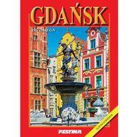 Albumy, Gdańsk i okolice mini - wersja norweska - Rafał Jabłoński (opr. broszurowa)