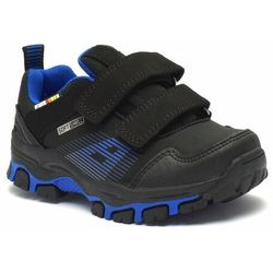 Dziecięce buty sportowe American Club WT16/21 Softshell Blue