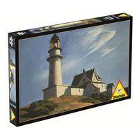 Puzzle, Piatnik, puzzle, 1000 elementów, Hopper Lighthouse