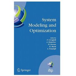 System Modeling & Optimization