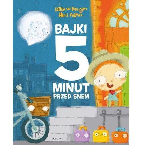 Książki dla dzieci, Dzień, w którym Heniś poznał… Bajki 5 minut przed snem (opr. miękka)