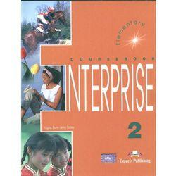 Enterprise 2. Elementary Coursebook (opr. kartonowa)
