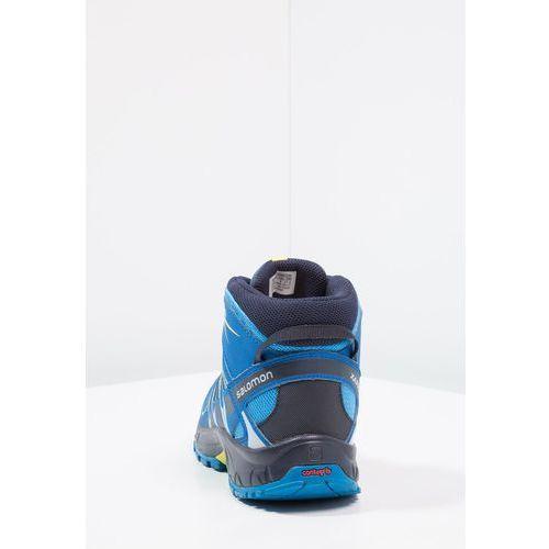 Obuwie sportowe dla dzieci, Salomon Buty trekkingowe indigo bunting/night sky/sulphur spring
