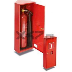 Szafka ochronna GN-500 na 1 gaśnicę - narożna (GP-2x lub GWP-2x)