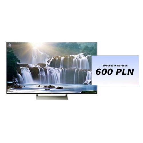 Telewizory LED, TV LED Sony KD-65XE9005