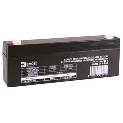 Akumulator AGM 12V 2,2Ah F4,7