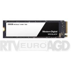 WD Black 250GB PCIe x4 NVMe