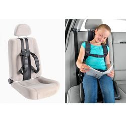 System pasów CAREVA ZESTAW PASÓW NARAMIENNYCH przy pozycjonowaniu osób niepełnosprawnych w pojazdach, pasy samochodowe dla niepełnosprawnych, zabezpieczenie dla niepełnosprawnego dziecka w samochodzie.