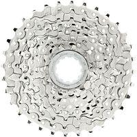 Łańcuchy i kasety rowerowe, Shimano Claris CS-HG50 Kaseta rowerowa 8-biegowe, silver 11-32T 2020 Kasety Przy złożeniu zamówienia do godziny 16 ( od Pon. do Pt., wszystkie metody płatności z wyjątkiem przelewu bankowego), wysyłka odbędzie się tego samego dnia.