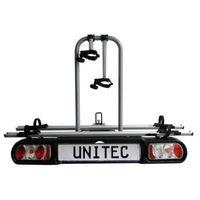 Bagażniki rowerowe, Bagażnik rowerowy UNITEC Alu Atlas