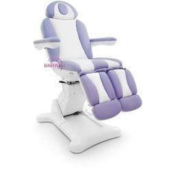 Elektryczny i obrotowy fotel kosmetyczny BP-FK14